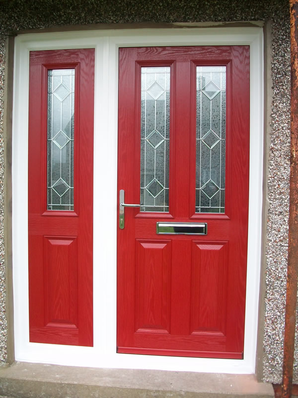 Composite Doors Paul Murray Upvc Systems Limited